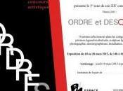 Espace Christiane PEUGEOT Ordres desordres Mars 2015