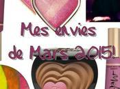 envies Mars 2015