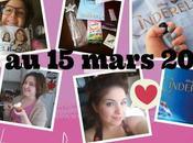 favoris semaine mars 2015: Princesses rêves...