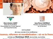 Croissance, réforme, mondialisation, France Dominique Seux