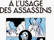 Chronique Manuel dramaturgie l'usage assassins Jérôme Fansten (Anne Carrière)