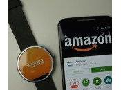 Amazon aura application l'Apple Watch