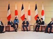 France Japon renforcent coopération militaire dirigée contre Chine