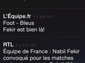Sale période pour football français