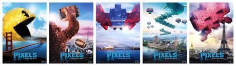 [trailer] pac-man méchant dans film pixels