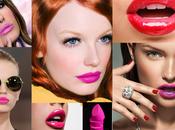 Comment bien porter néon lipstic