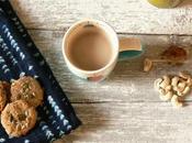 Lait cajou caroube biscuits sans gluten pulpe