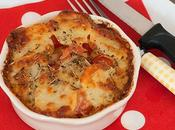 Cassolette pommes terre mozzarella