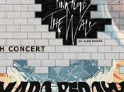 ProjectSon Projection Pink Floyd Wall Concert MARS PLEIONE