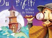 Rififi Pays Silence Nouveau livre-disque Jacques BIENVENU