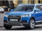 Audi 2016 luxe dans forme plus modeste