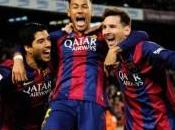 Messi, Suarez Neymar plus forts Real Madrid