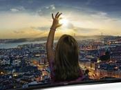 Nouvelles séries incurvées 2015 chez Panasonic avec Ultra