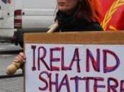 L'Europe répression frappé grand coup contre protestation sociale Irlande