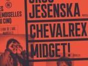 Orso Jesenska, Chevalrex