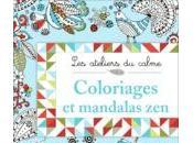 ateliers calme Coloriages mandalas