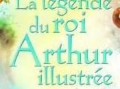 légende Arthur illustrée