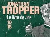 livre Joe, Jonathan Tropper