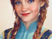 Elsa Anna dans vraie