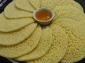 Mini baghrir (crêpes pancakes panqueques) (version