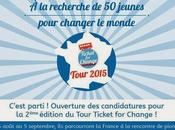 Ticket change 2015, c'est parti