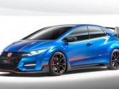 Honda Civic retour pour Hatchback
