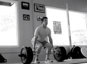 Rory McIlroy l'entraînement