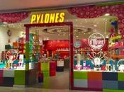Shopping Mars Pylones