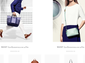 Printemps-Été 2015 #WANT Essentiels