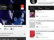 BookWeather, application pour partager lectures avec amis