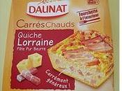 carres chauds daunat [#testproduits #snacking]
