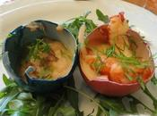 Mousses crustaces coquilles