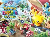 Pokémon Rumble World annoncé pour avril