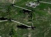 Utiliser drones pour planter arbres