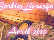 sorties Livresques d'Avril 2015