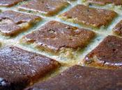 Moelleux chocolat blanc pistaches