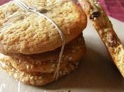 Cookies biscuits sucre d'érable