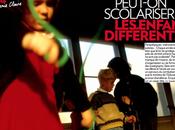 Scolarisation enfants handicapés, Marie Claire, X-12