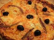 Pizza, étape 2/2, garniture.
