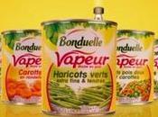 gamme Bonduelle Vapeur retour (sponsorisé)