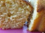 Cake miel citron