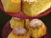 Gâteau léger citron Sponge lemon cake