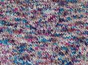 Salopette bébé tricotée