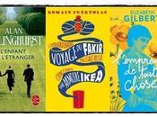 Sélection d'Avril Prix Lecteurs 2015