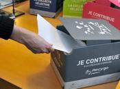 initiative alsacienne, Poste lance offre collecte carton recycler