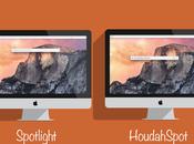 Houdahspot recherche avancée pour Yosemite