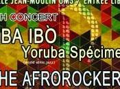 Concert debat: yoruba specimen afrorockerz