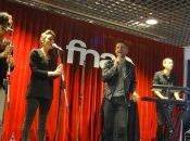 Nicola Testa Mini-concert FNAC City Bruxelles- avril 2015