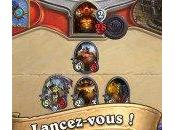 Hearthstone enfin disponible iPhone