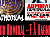 Gagne pack Admiral Pink City avec Afrozap